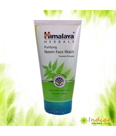 Himalaya Purifying Neem 150ml Face Wash  - Prevent Pimple & Acne
