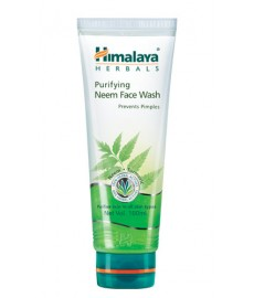 Himalaya Purifying Neem 100ml Face Wash.