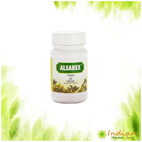 Charak Alsarex- For Acid Peptic Disorder