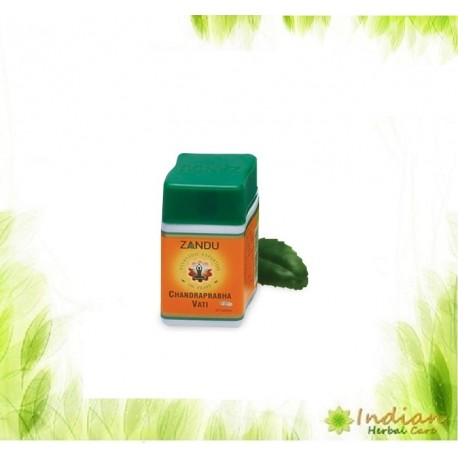 Zandu Chandraprabha Vati - For Urinary Tract & Gential Organs.
