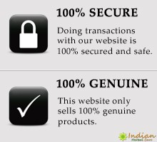 100% Secure and Genuine